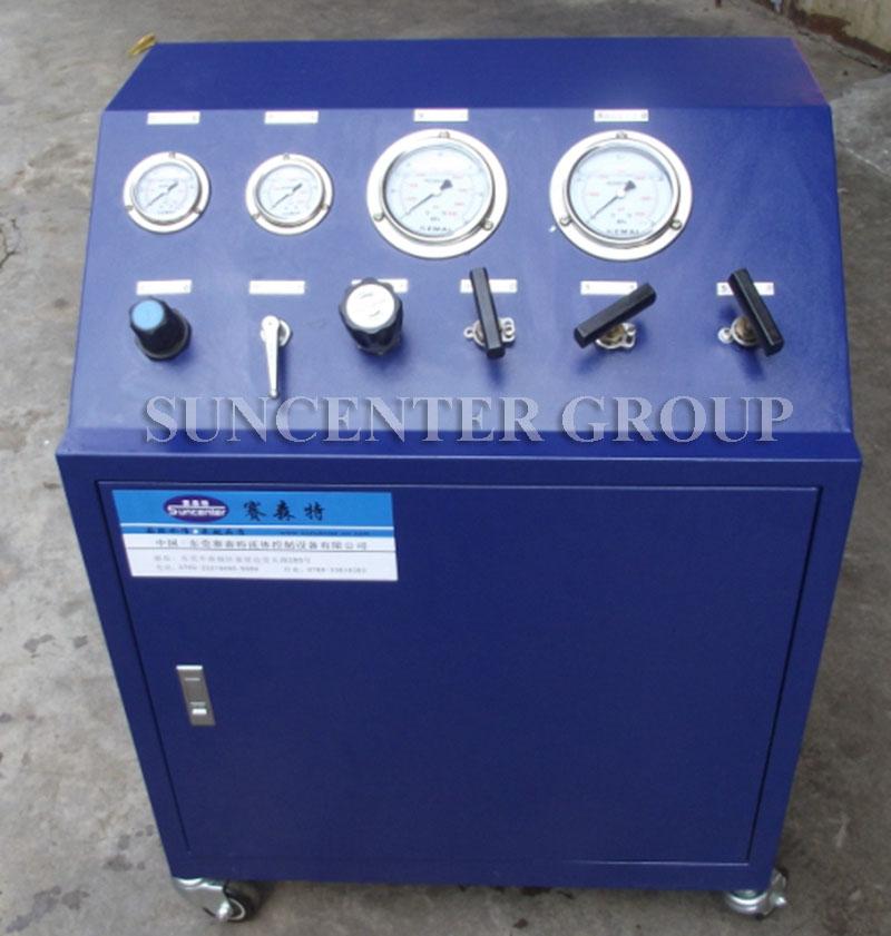 Suncenter's High Cost-Effective 30MPA Nitrogen Digital Display Gas Pressurization Equipment-1.jpg