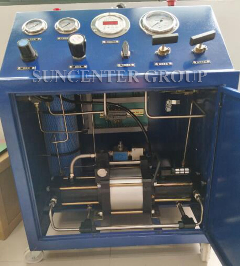 Suncenter's High Cost-Effective 30MPA Nitrogen Digital Display Gas Pressurization Equipment-2.jpg