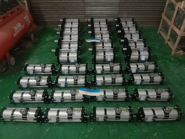 Suncenter-Introduction Of Dgm03 Air Booster Pump And Dgv02 Air Booster Pump-1