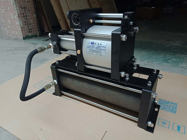 news-Suncenter-How to choose Pneumatic gas booster regulator-img