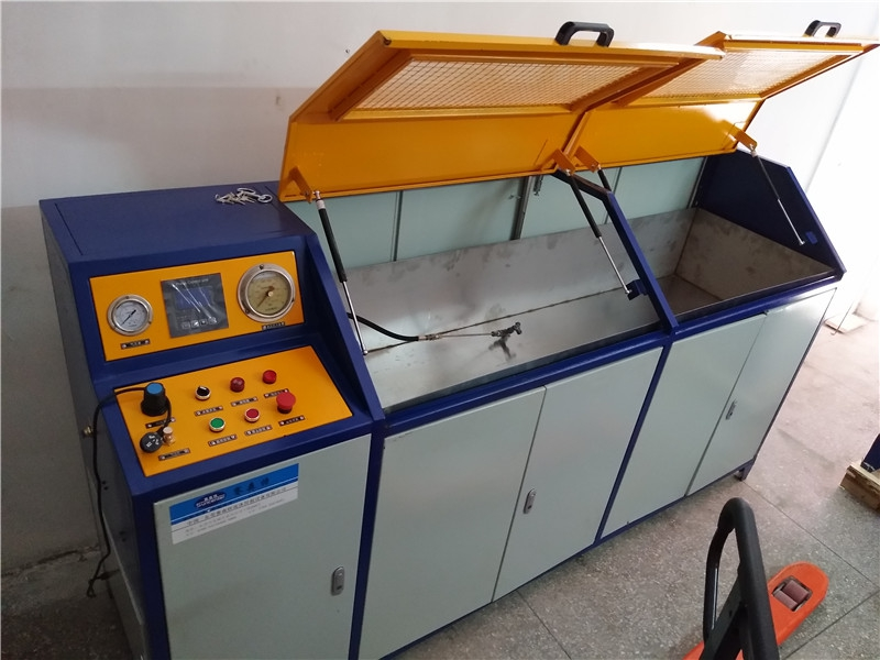 news-This Is a Excellent Water-Cooled Plate Pressure Blasting Test Bench-Suncenter-img