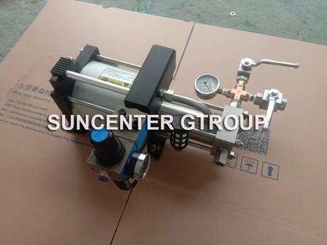 news-Suncenter Portable Carbon Dioxide Liquid Booster Pump-Suncenter-img