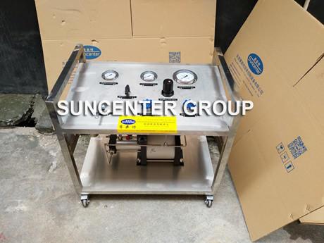 Suncenter Dgd25 Oxygen Booster