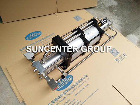 Dongguan Suncenter Industrial Oxygen Booster Pump Creates Outstanding Brand