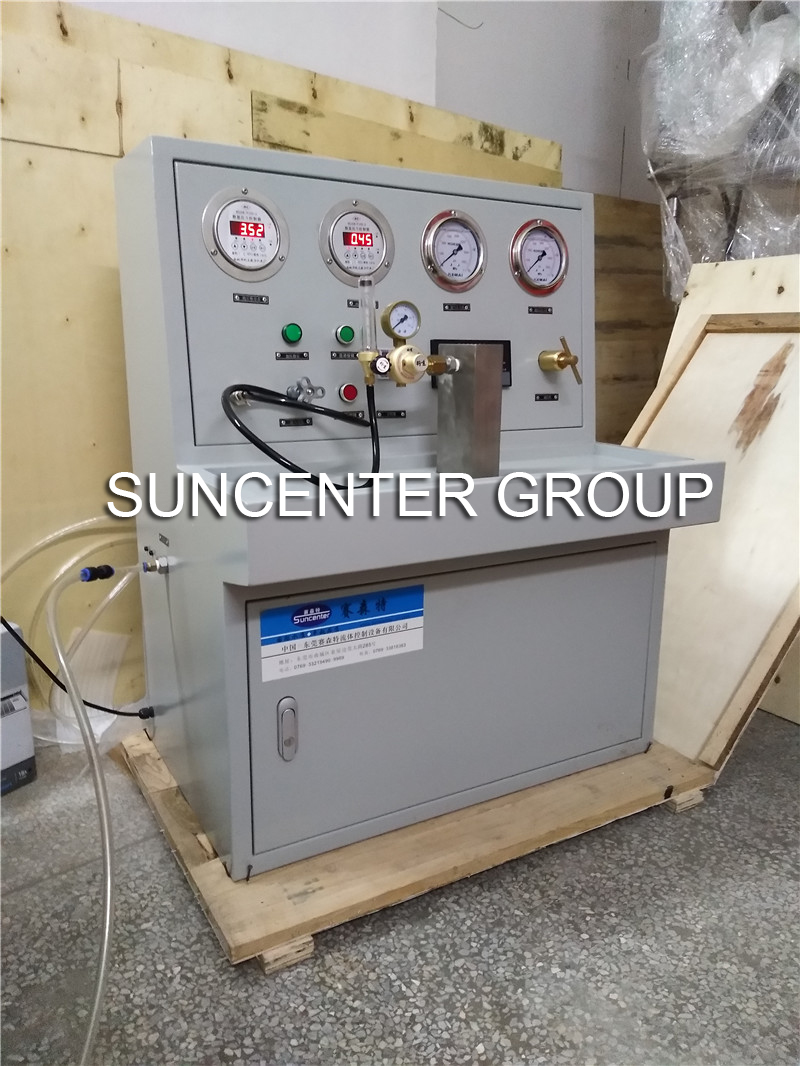 news-Pressure Regulator Flow Pressure Testing Machine-Suncenter-img