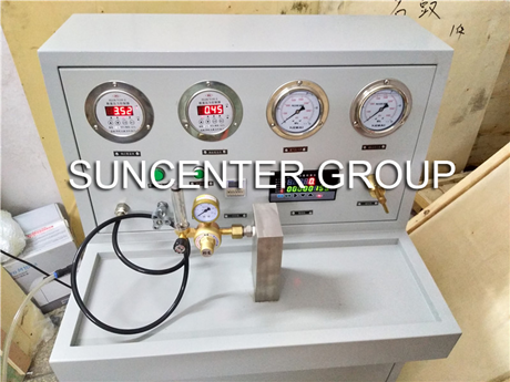 Pressure Regulator Flow Pressure Testing Machine