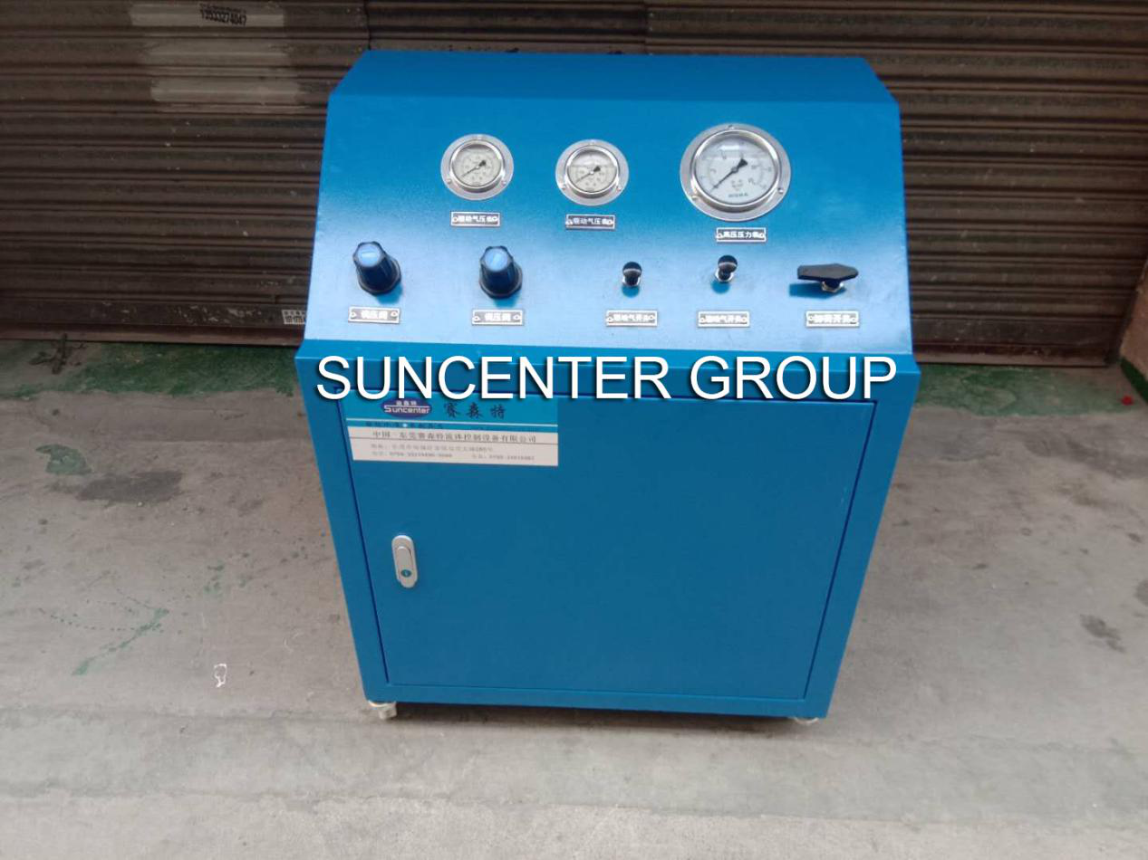 news-Suncenter Dgv02-2 Parallel Air Booster Equipment Has Arrived-Suncenter-img