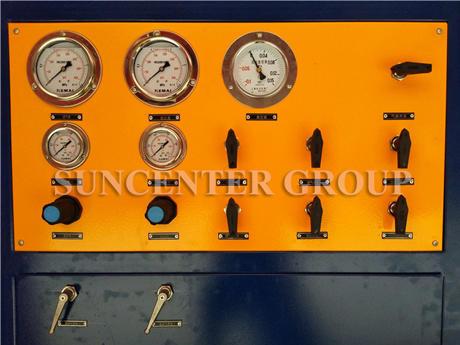 Helium Detection Equipment/Helium Recovery Equipment (Two Functions)