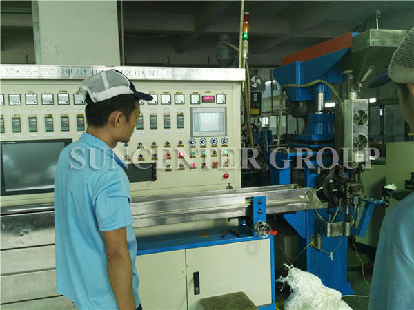 Wire And Cable Physical Foaming High Pressure Nitrogen Injection Equipment