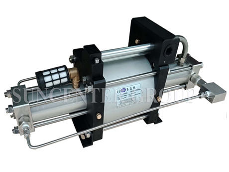 How To Select The Nitrogen Booster Pump Used In The Nitrogen Car?