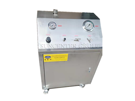 What Kind Of Stainless Steel Box Gas-Liquid Pressurization Equipment Makes Customers More Satisfied?