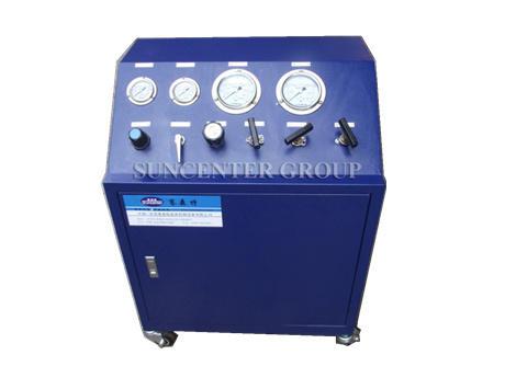Pragmatic And Innovative—Suncenter's High Cost-Effective 30MPA Nitrogen Digital Display Gas Pressurization Equipment