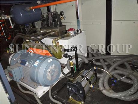 DGS-DGV02-40L Large Flow Air Pressurization Equipment