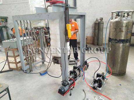 Liquid Carbon Dioxide Booster Pump for Supercritical Carbon Dioxide Extraction