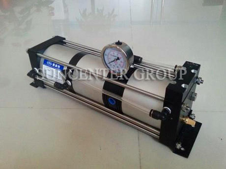 Application Of Pneumatic High Pressure Air Booster Pump In Textile Industry And Suncenter Solution