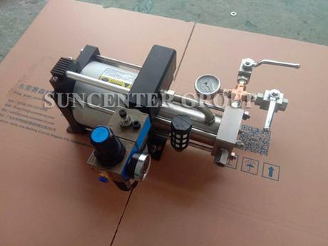 Suncenter Portable Carbon Dioxide Liquid Booster Pump: Quality Wins The Future