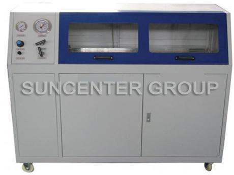 Evaporator Pressure Test Bench