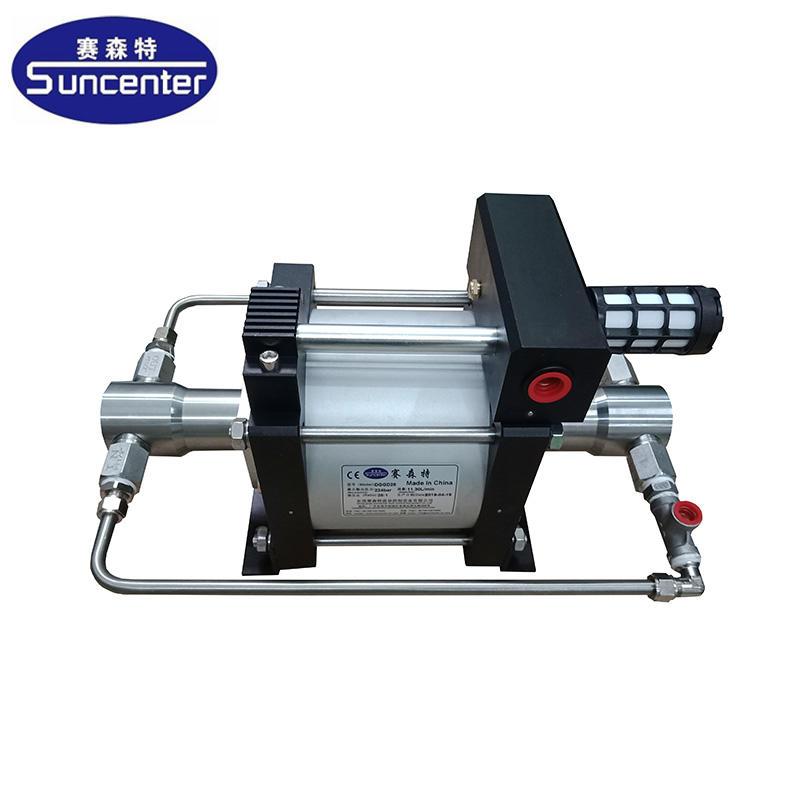 Liquid N2O gas cylinder filling pump