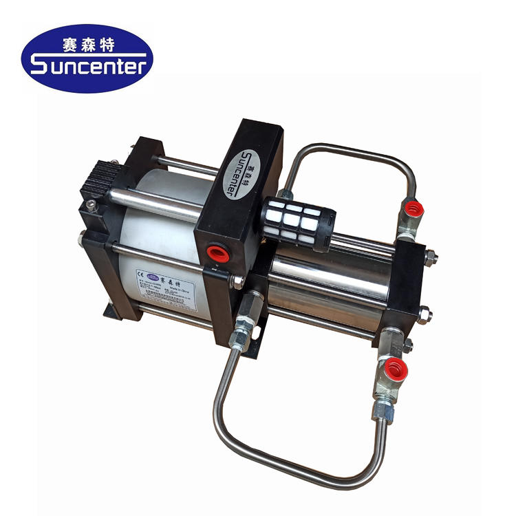 Liquid refrigerant gas freon transfer pump