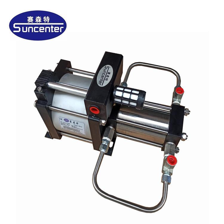 Liquid refrigerant gas freon transfer pump