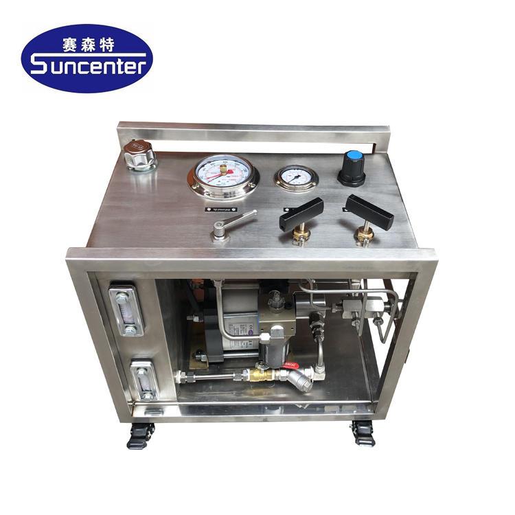 Hydraulic/hydro/hydrostatic pressure testing pump
