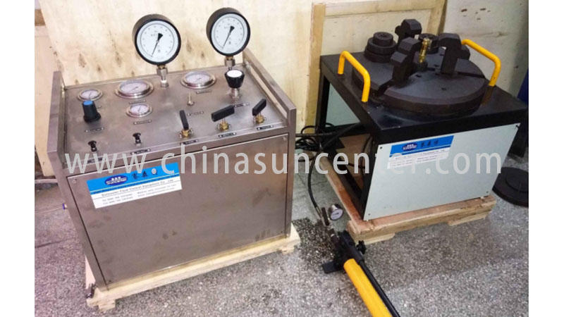 Suncenter hydrostatic pressure test at discount for industry-3