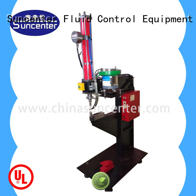 Suncenter bolt reviting machine order now for connection