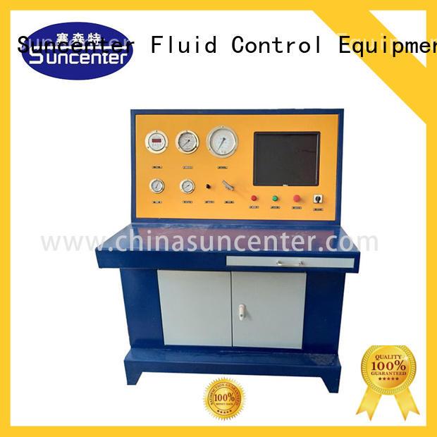 cylinder hydraulic cylinder testing hydrostatic for machinery Suncenter
