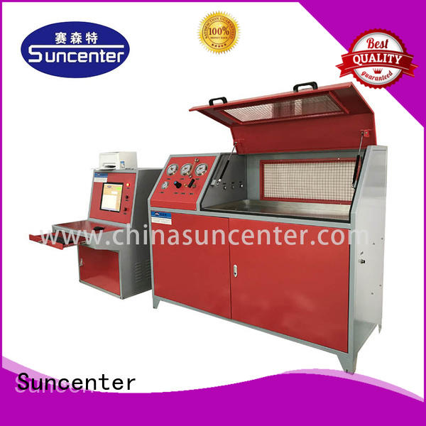 Suncenter range pressure test kit solutions for pressure test
