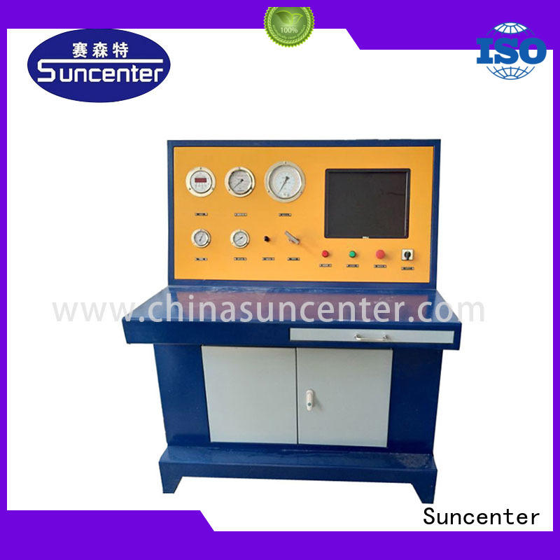 Suncenter hydrostatic cylinder pressure tester from wholesale for petrochemical
