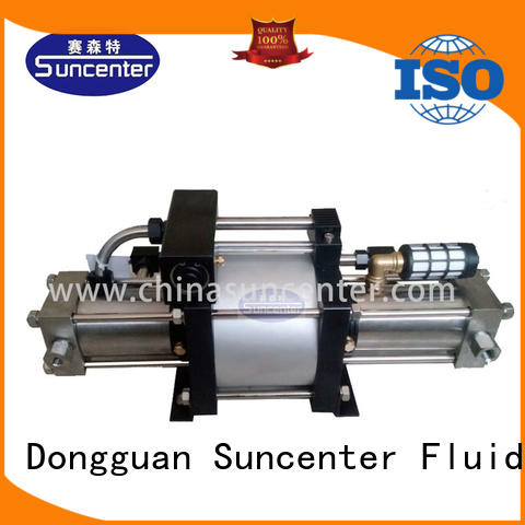 Suncenter series pressure booster pump price type for natural gas boosts pressure