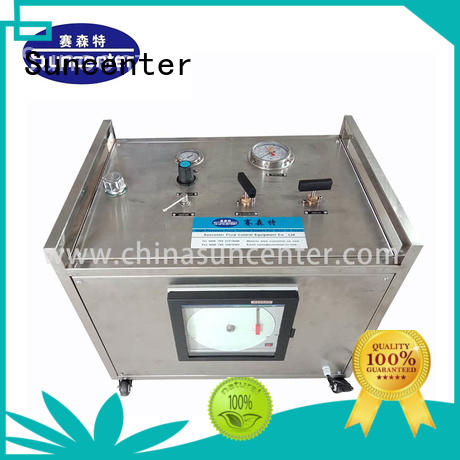 Suncenter dls high pressure water pump factory price for machinery