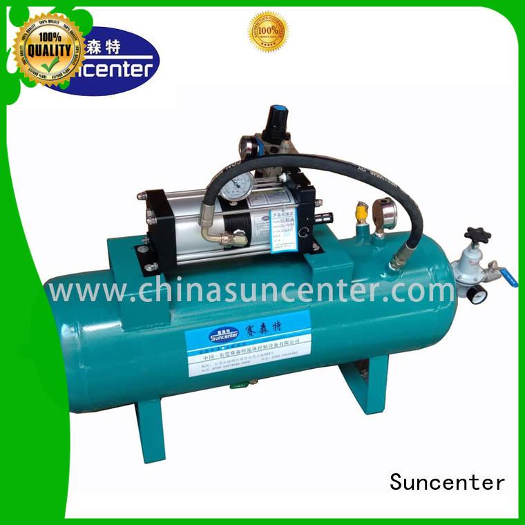 Suncenter air air pressure pump manufacturer for pressurization