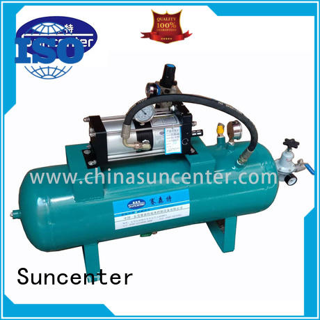 Suncenter easy to use air pressure booster from wholesale for safety valve calibration