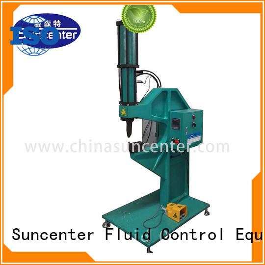 Suncenter high quality orbital riveting machine suncenter for welding