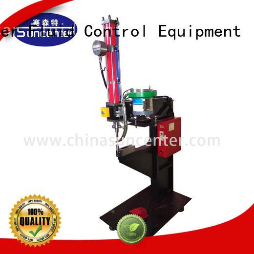 Suncenter suncenter orbital riveting machine free design for welding