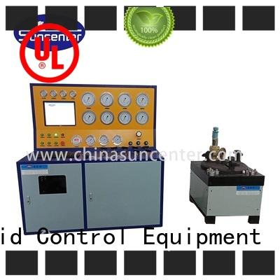 highest gas pressure tester in china for factory