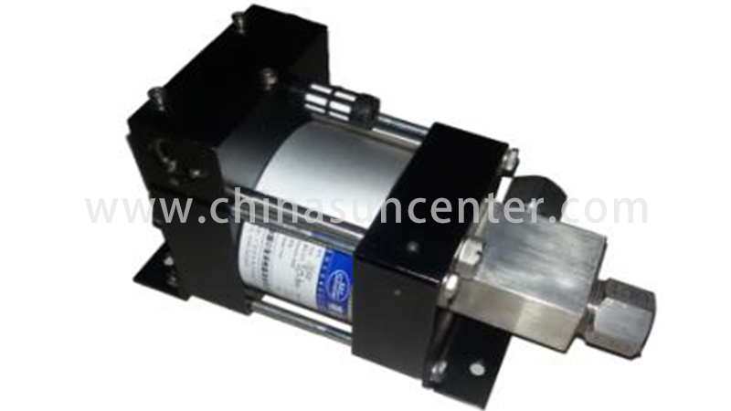 Suncenter dgg air driven hydraulic pump on sale for mining-3