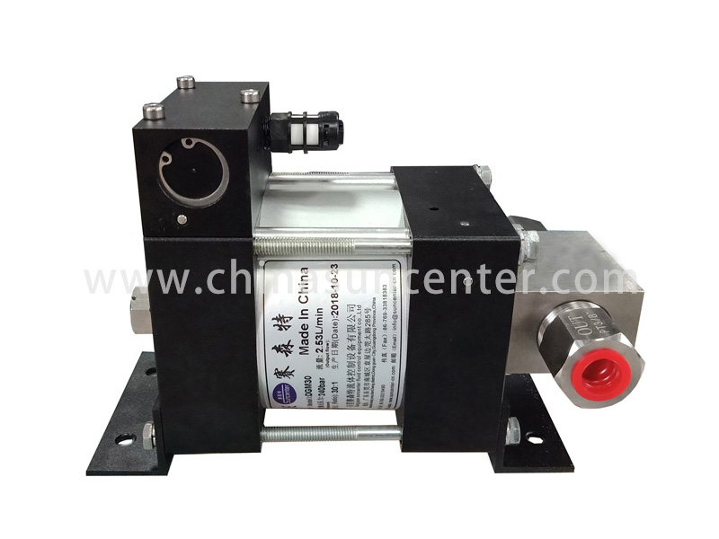 Suncenter dgg air driven hydraulic pump on sale for mining-1