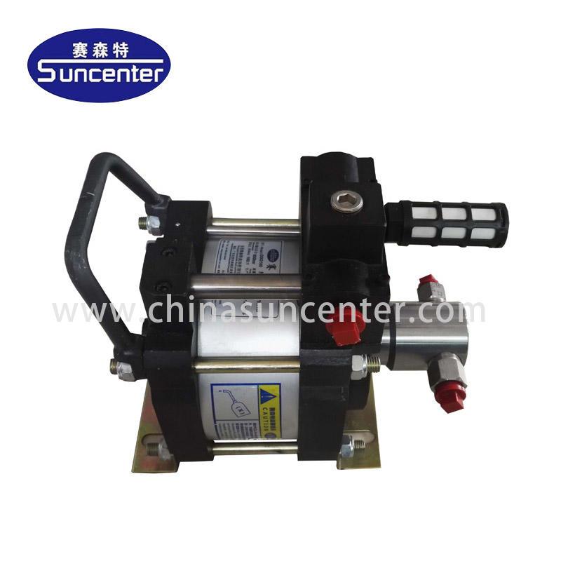 Air hydraulic pump DGG series