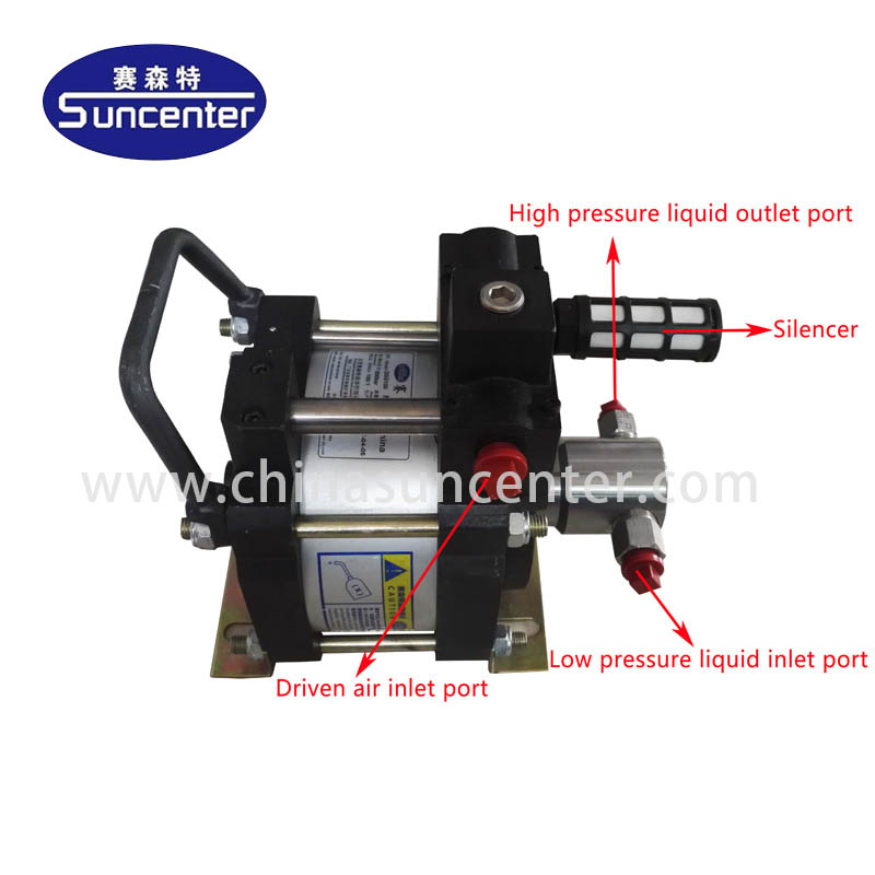 Suncenter-Air hydraulic pump DGG series