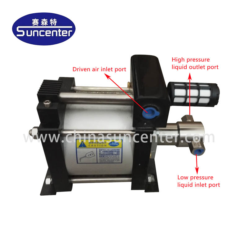 Suncenter-Air hydraulic pump DGG series-1