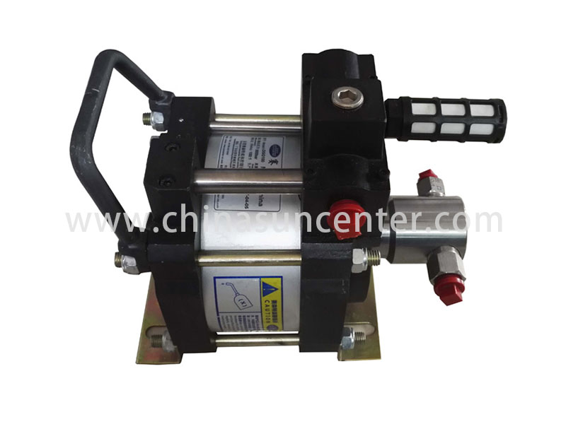 Suncenter driven air hydraulic pump on sale for petrochemical-1