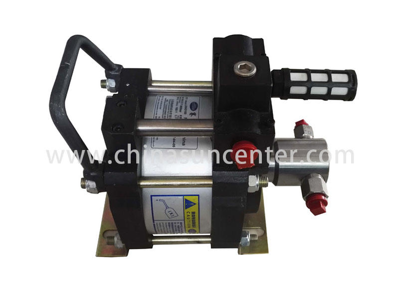 Suncenter dgg pneumatic hydraulic pump in china for mining