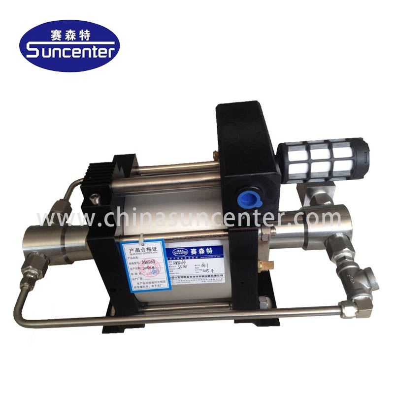 easy to use air over hydraulic pump liquid factory price forshipbuilding-gas booster,hydro test pump
