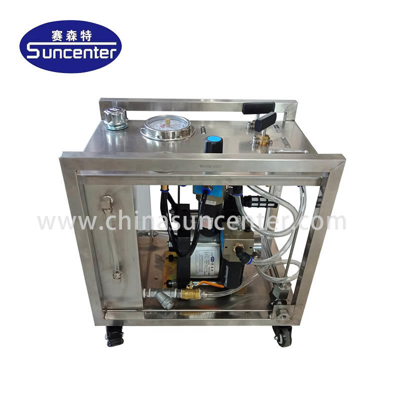 Hydraulic Pressure Test Pump DLS series
