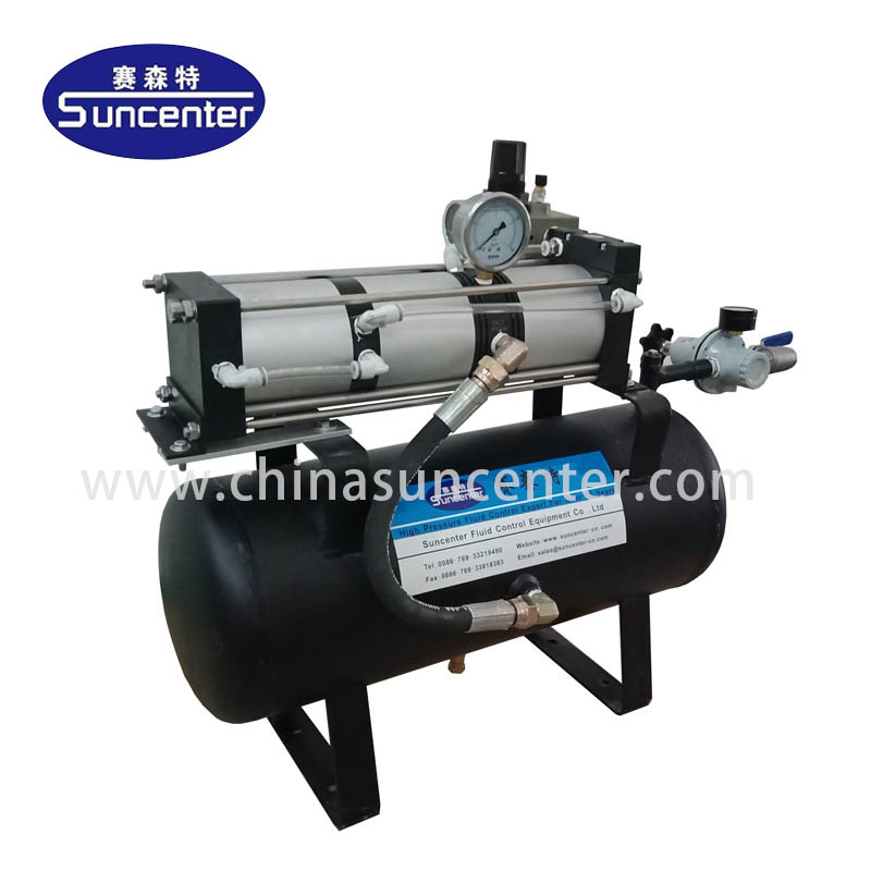 Suncenter air pressure pump from wholesale for safety valve calibration-gas booster-hydro test pump--1