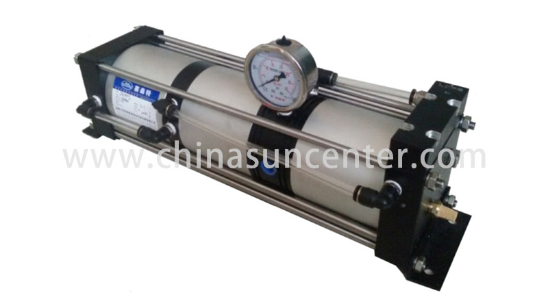 Suncenter easy to use air pressure booster type for safety valve calibration-3