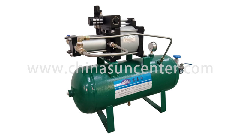 Suncenter easy to use air pressure booster type for safety valve calibration-7