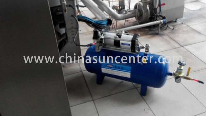 Suncenter energy saving air compressor pump vendor for pressurization-4